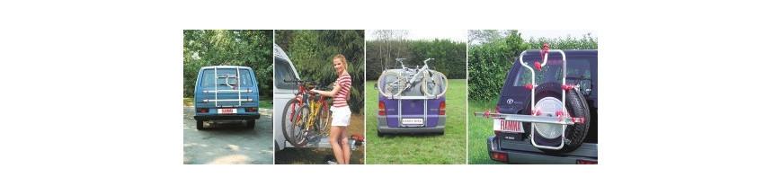 Suporte de bicicleta - Autocaravanas