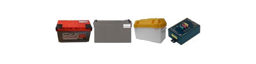 Baterias e Seaparadores