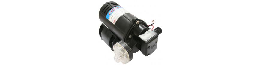 Diaphragm Pumps and Expansion Vessels