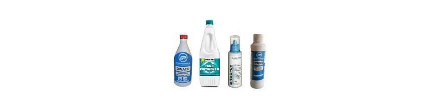 Detergentes para Reservatório
