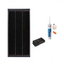 Painel Solar KIT 80W DEEP POWER